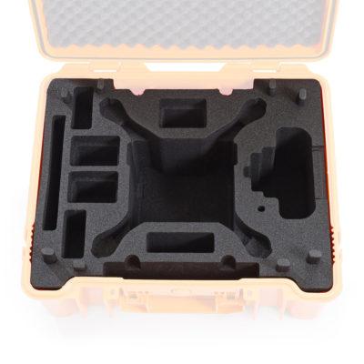 B&W Hardfoam Inlay Type 61 voor DJI Phantom 4