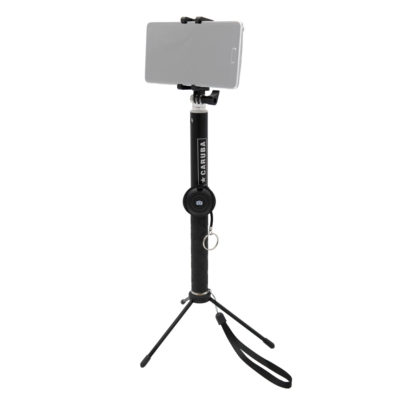Caruba Selfie Stick Large Zwart
