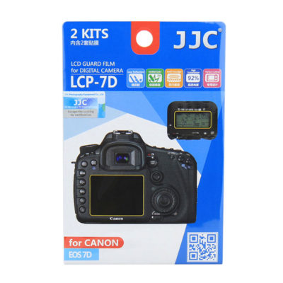 JJC LCP-7D Screenprotector