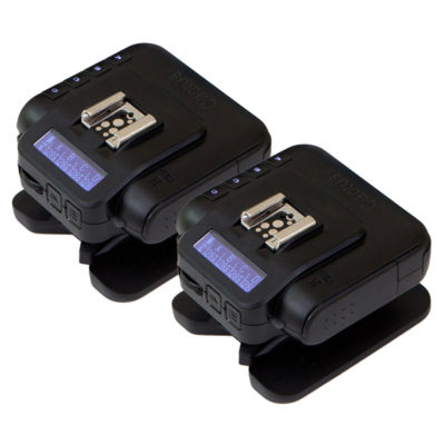Cactus Wireless Flash Transceiver V6 IIs DUO