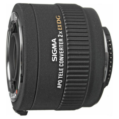 Sigma AF 2.0 EX DG APO extender Nikon - Occasion