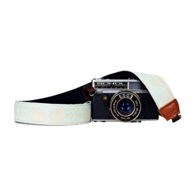 iMo Mint Kant Neopreen Camera Strap