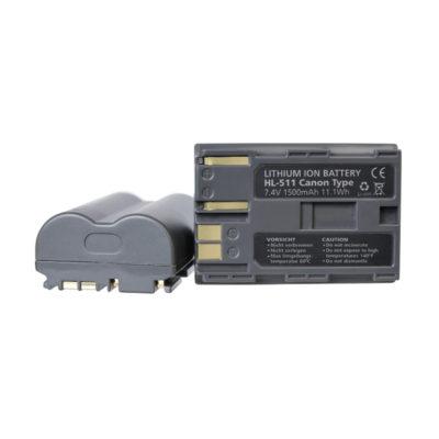 Canon BP-511 accu (Hähnel HL-511)