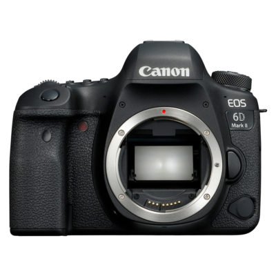 Canon EOS 6D Mark II DSLR Body