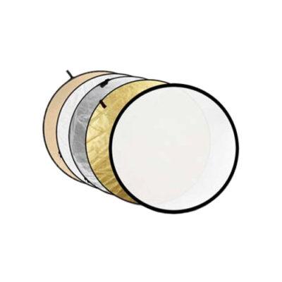 Caruba 5-in-1 Gold, Silver, Sunyellow, White, Translucent - 30cm