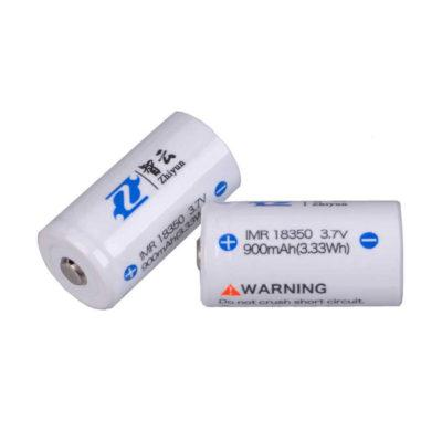 Zhiyun 18350 batterij - 2 stuks