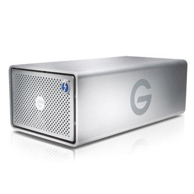 G-Technology G-Raid Removable 8TB Thunderbolt 2 & USB 3.0 harde schijf