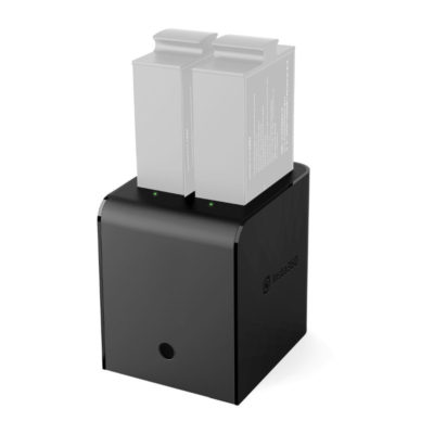 Insta360 Pro camera acculader