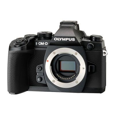 Olympus E-M1 systeemcamera Body Zwart open-box
