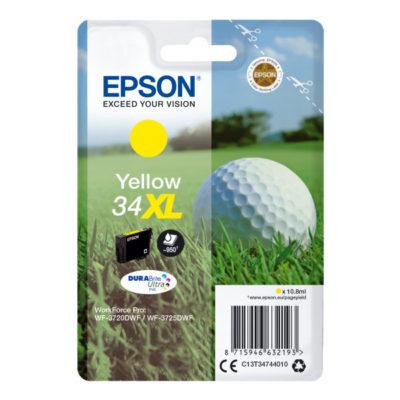Epson Inktpatroon 34XL - Geel