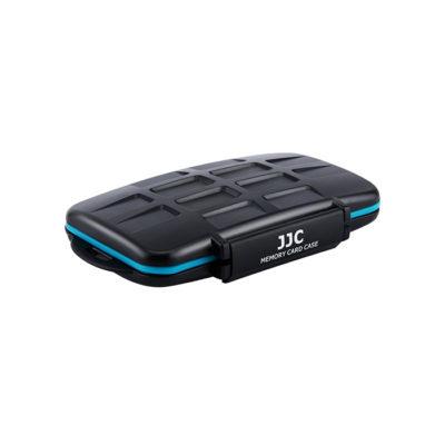 JJC MC-NSMSD16 Memory Card Case Zwart
