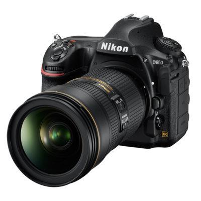 Nikon D850 DSLR + 24-70mm f/2.8E VR
