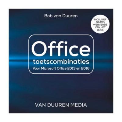 Office Toetscombinaties - Bob van Duuren