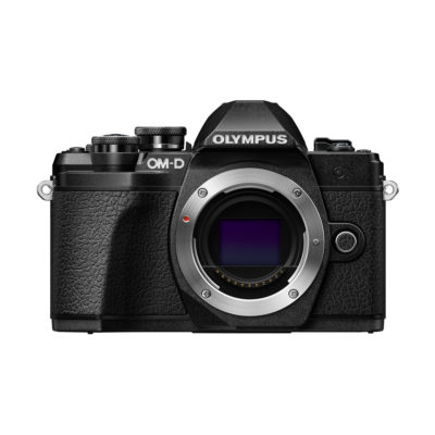 Olympus E-M10 Mark III systeemcamera Body Zwart