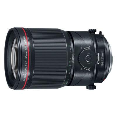 Canon TS-E 135mm f/4.0L Macro objectief