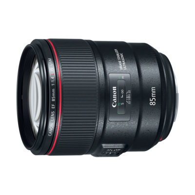 Canon EF 85mm f/1.4L IS USM objectief