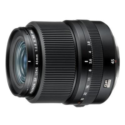 Fujifilm GF 45mm f/2.8 R WR objectief