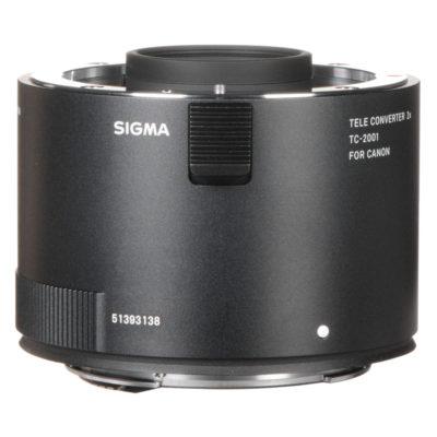 Sigma Tele Converter TC-2001 Canon