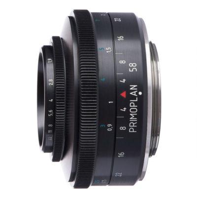 Meyer Optik Görlitz Primoplan 58mm f/1.9 Canon objectief