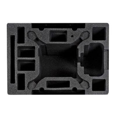 B&W Hardfoam Inlay Type 6000 voor DJI Phantom 4
