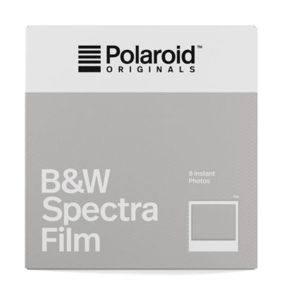 Polaroid B&W Film voor Image/Spectra