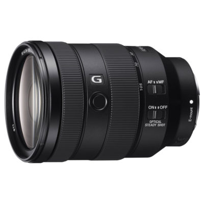 Sony FE 24-105mm f/4.0G OSS objectief (SEL24105G.SYX)