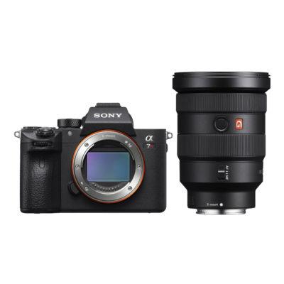 Sony Alpha A7R III systeemcamera + 16-35mm f/2.8 GM