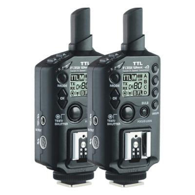 SMDV FlashWave-4 TTL Set Canon