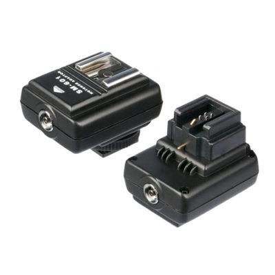 SMDV Hotshoe naar Hotshoe Adapter SM-601 (Sony)