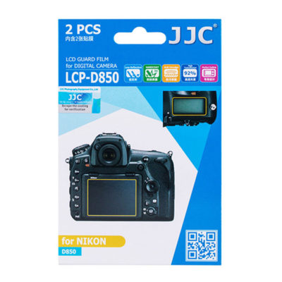 JJC LCP-D850 LCD bescherming