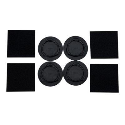 JJC Lenspacks voor Sony E-Mount - 4 stuks