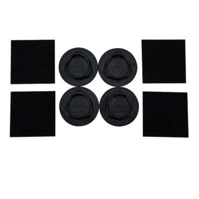 JJC Lenspacks voor Fujifilm X Mount - 4 stuks