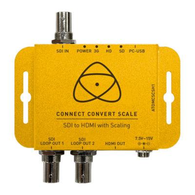 Atomos Connect Convert Scale - SDI naar HDMI