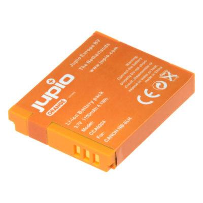 Canon NB-6LH accu Orange Series (Merk Jupio)