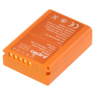 Olympus BLN-1 accu Orange Series (Merk Jupio)