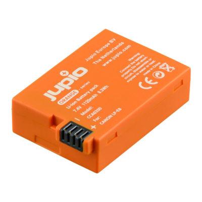 Canon LP-E8 accu Orange Series (Merk Jupio)