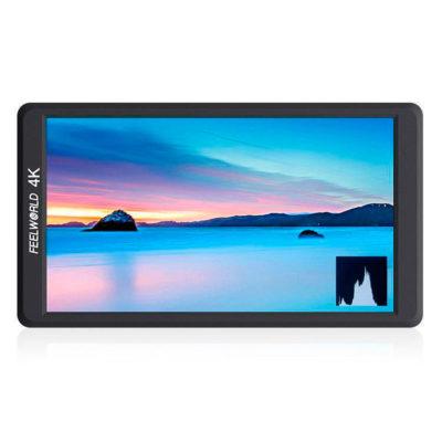"""Feelworld F570 5.7"""" 4K HDMI monitor"""
