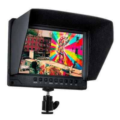 """AVtec XFM070 Ultra Thin 7"""" Full HD monitor"""