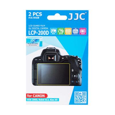 JJC LCP-D7500 LCD bescherming