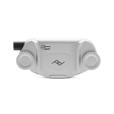 Peak Design Capture Camera Clip V3 CC-S-3 Silver zonder plaat