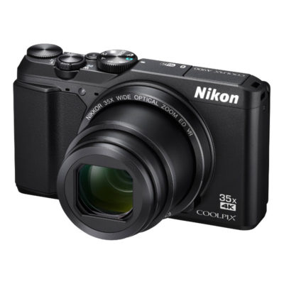 Nikon Coolpix A900 compact camera Zwart