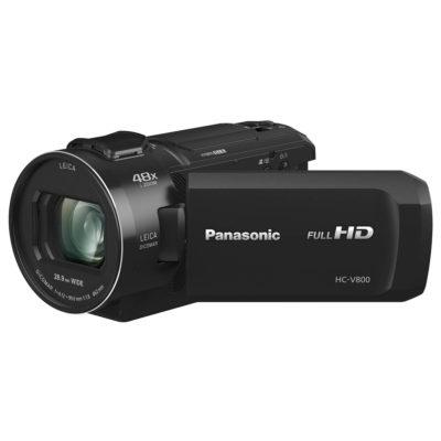 Panasonic HC-V800 videocamera Zwart