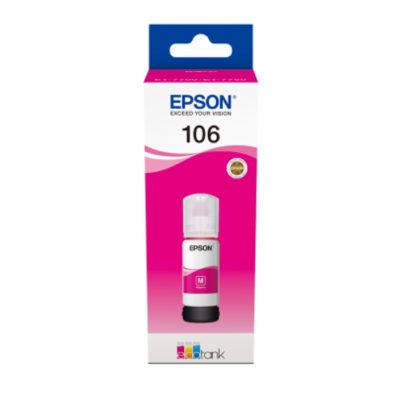Epson 106 EcoTank Magenta