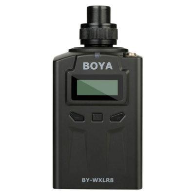 Boya  BY-WXLR8 Draadloze XLR Zender voor BY-WM6 en BY-WM8