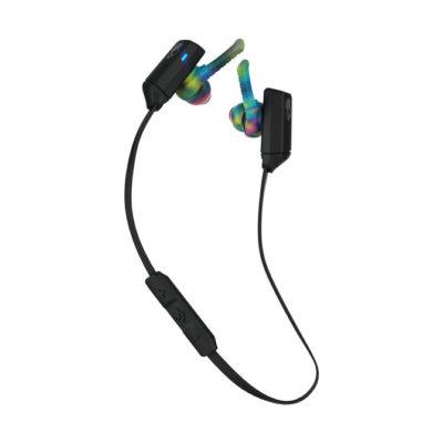 Skullcandy XTFree Sport Bluetooth In-Ear koptelefoon Black/Swirl