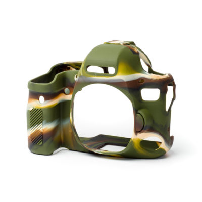 EasyCover Cameracase Canon EOS 6D Mark II Camouflage