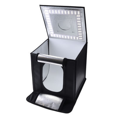Caruba Portable Fotostudio LED Dimbaar 40x40x40cm