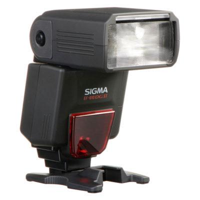 Sigma EF-610 DG ST flitser Sony
