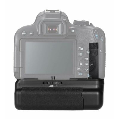 Jupio Battery Grip voor de Panasonic DMC-G80/DMC-G85