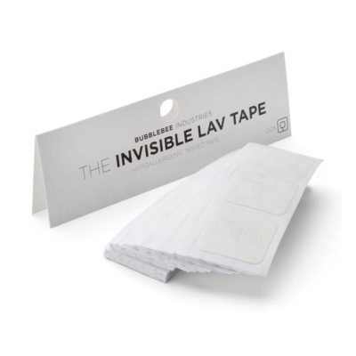 Bubblebee The Invisible Lav Tape